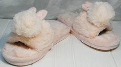 Уютные комнатные тапочки женские Yes Mile A-08 Pink