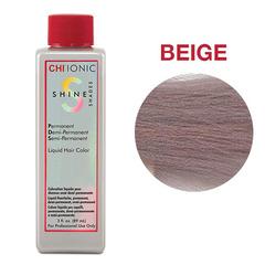 CHI Ionic Shine Shades Liquid Color BEIGE (Цветная добавка Бежевая) - Жидкая краска для волос