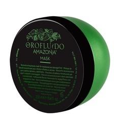 Orofluido Amazonia Mask - Восстанавливающая маска для ослабленных и поврежденных волос