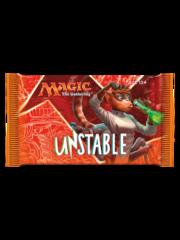 Бустер выпуска Unstable