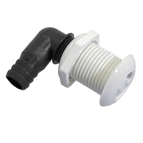 Горловина вентиляционная угловая, 90 градусов, 16 мм