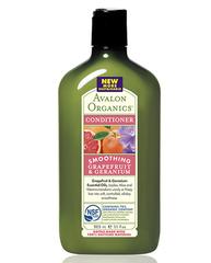 Разглаживающий кондиционер с грейпфрутом и геранью, Avalon Organics