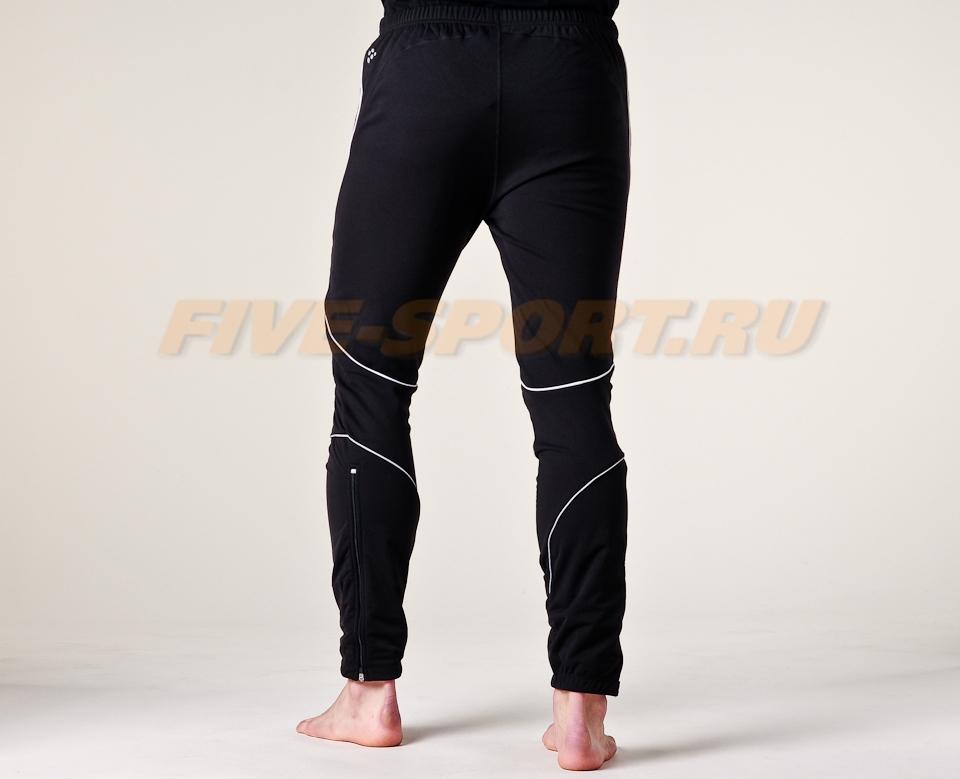 Мужские брюки для бега зимой Craft New Storm черные