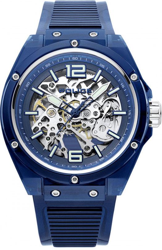 Часы мужские Police PL.15924JPBL/48P Salerno