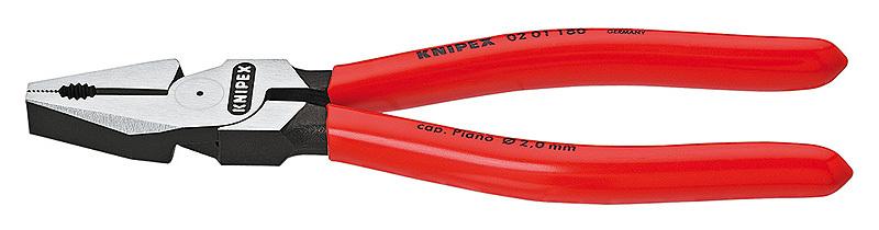 Плоскогубцы комбинированные 200мм особой мощности Knipex KN-0201200