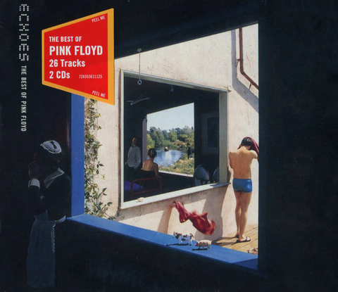Pink Floyd / Echoes (The Best Of Pink Floyd)(2CD)