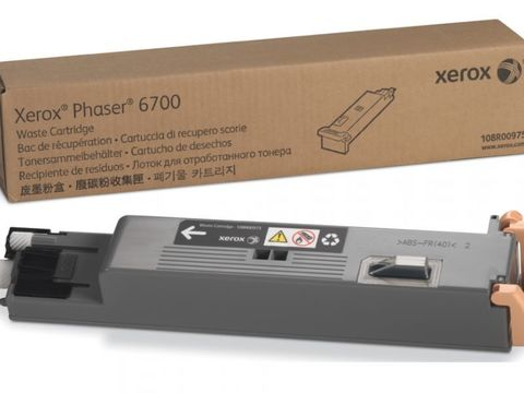 Бункер сбора отработанного тонера Xerox Phaser 6700. Ресурс 25К. (108R00975)