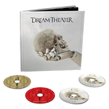 Dream Theater / Distance Over Time (Limited Edition)(2CD+Blu-ray+DVD)