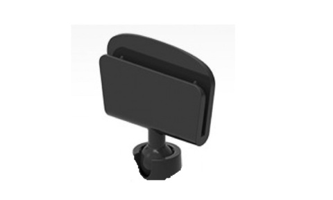 CARDHOLDER-VL 27 мм для шарнирных ценникодержателей, черный