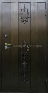 «Стража» антик бронза/антик бронза, Входная дверь