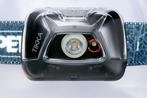 фонарь налобный Petzl Tikka