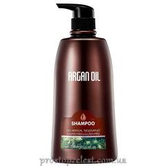 Bingo Hair Cosmetic Morocco Argan Oil Shampoo - Безсульфатный шампунь с аргановым маслом