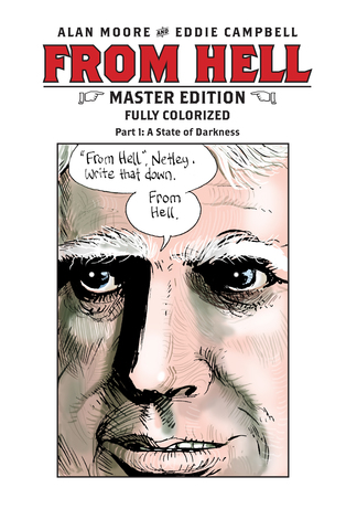 From Hell: Master Edition #01