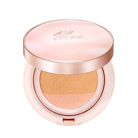 Кушон CLIO Kill Cover Pink Glow Cream Cushion 17g