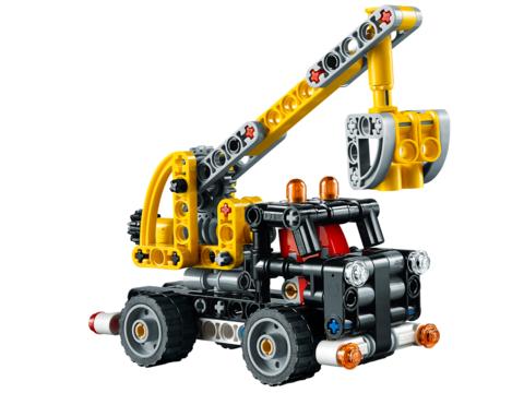 LEGO Technic: Ремонтный автокран 42031