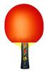 Ракетка для настольного тенниса №43 Balsa-Carbon/Versus