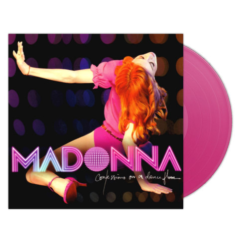 Madonna / Confessions On A Dance Floor (Coloured Vinyl)(2LP)