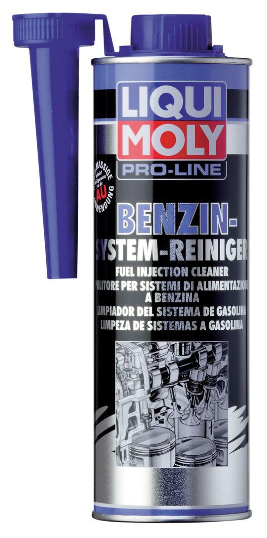 Liqui Moly Pro Line Benzin System Reiniger (0.5л)— Присадка для очистки бензиновых систем впрыска
