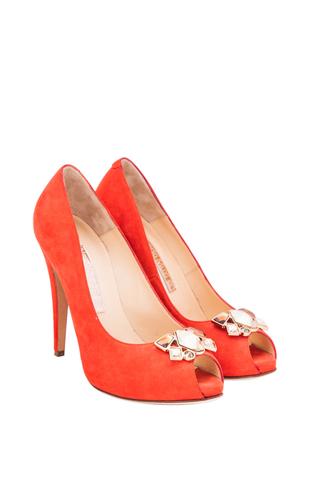 Женские туфли Nando Muzi модель 8695