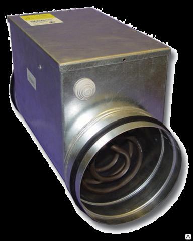 EOK-125-2,4-1 ф Электрический канальный нагреватель воздуха Airone