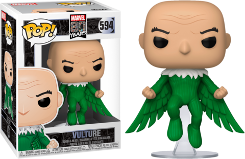 Marvel 80th Vulture Funko Pop! Vinyl Figure || Стервятник