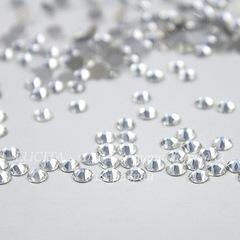 2088 Стразы Сваровски холодной фиксации Crystal ss 12 (3,0-3,2 мм), 10 штук