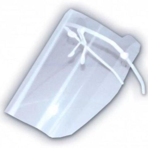 Маска пластмассовая прозрачная для защиты лица МС- ЕЛАТ МС-5п