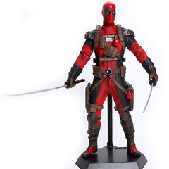 Deadpool Action Figure Collectible Model Red 12