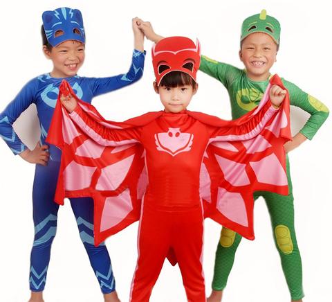 Герои в масках костюм детский
