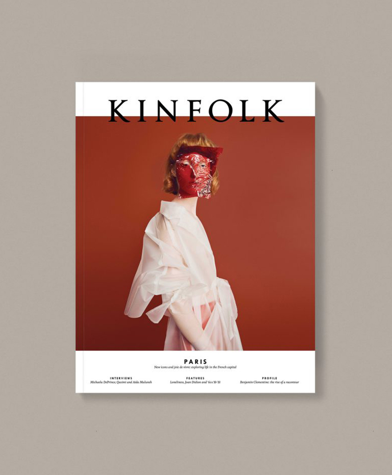 Журнал Kinfolk vol.27 английский