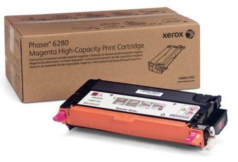 XEROX Phaser 6280 magenta тонер картридж большой 106R01401