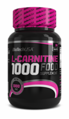 BioTech L-Carnitine 100mg (30 таб)