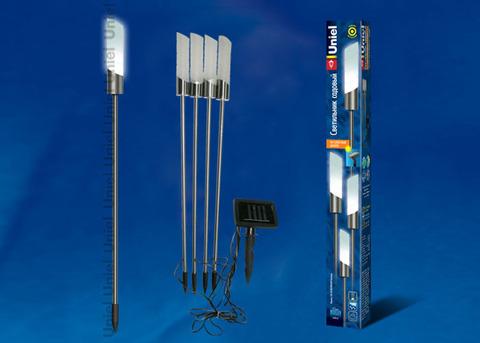 USL-M-026/MM590 Садовый светильник на солнечной батарее Flambeau. Серия Modern