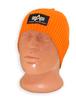 Шапка - Heavy Rib Beanie Alpha (оранжевая)