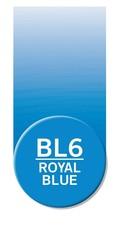 Чернила для маркеров Chameleon королевский синий BL6, 25 мл