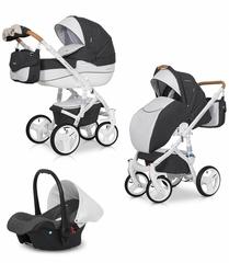 Детская коляска Riko Brano Lux 3 в 1 цвет 06