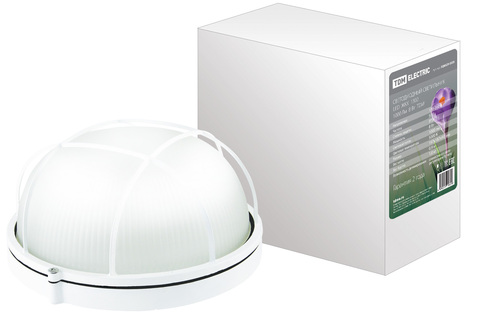 Светодиодный светильник LED ЖКХ 1302 1000Лм 8Вт IP54 TDM