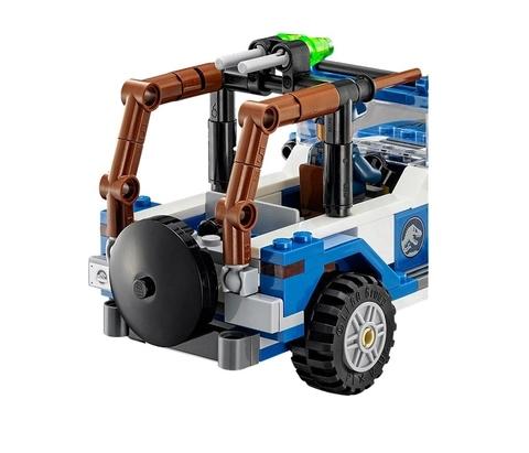 LEGO Jurassic World: Засада на дилофозавра 75916