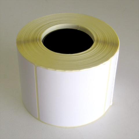 Термоэтикетки 58х60х400 ЭКО чистые