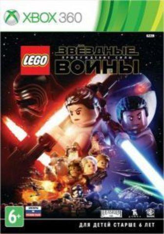 Microsoft Xbox 360 LEGO Звездные войны: Пробуждение Силы (русские субтитры)