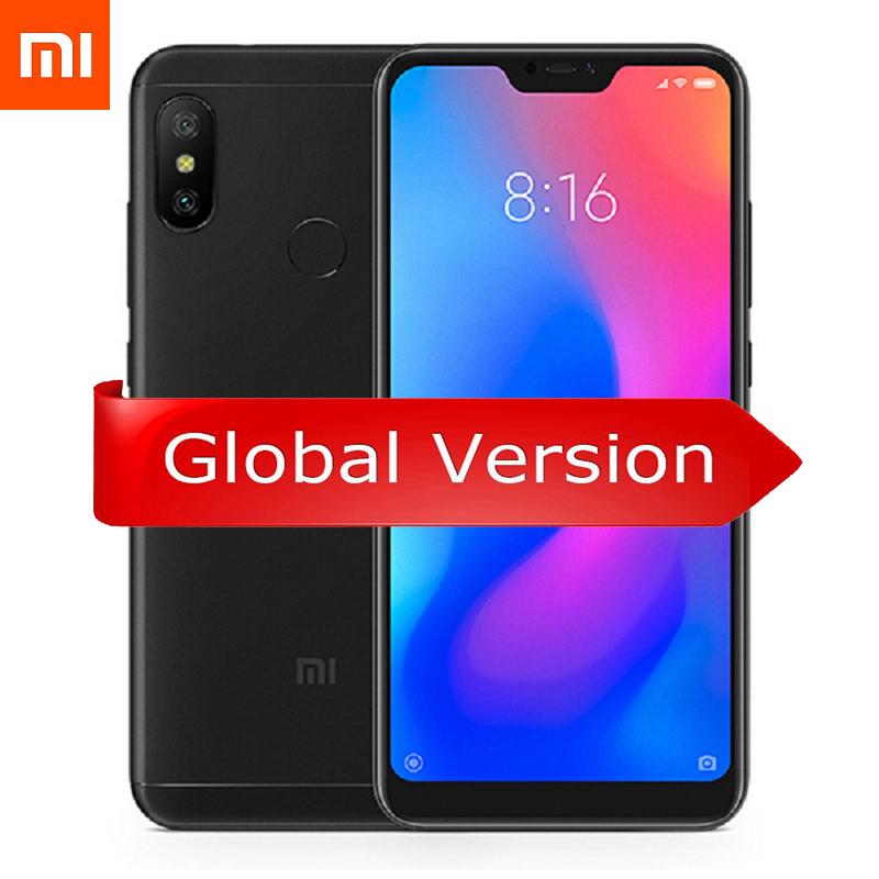 Смартфон Xiaomi Mi A2 Lite 3 / 32GB (черный)