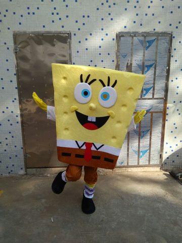 Губка Боб ростовой костюм