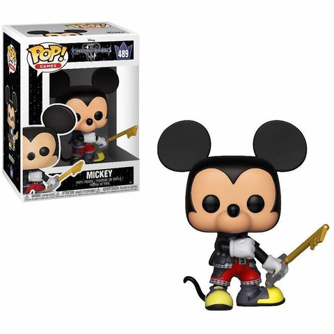 Kingdom Hearts 3: Mickey Funko Pop! || Микки Маус