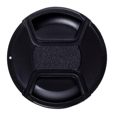 Универсальная крышка для объектива 49 мм