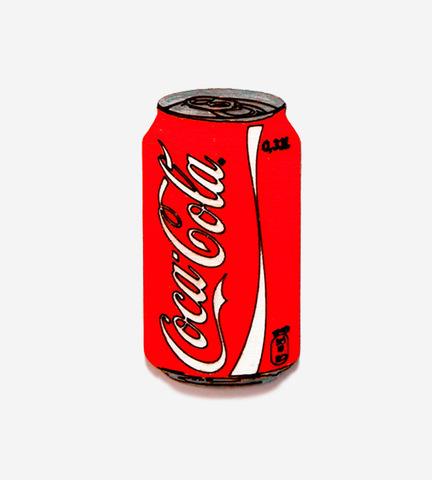 Брошь Сoca Cola