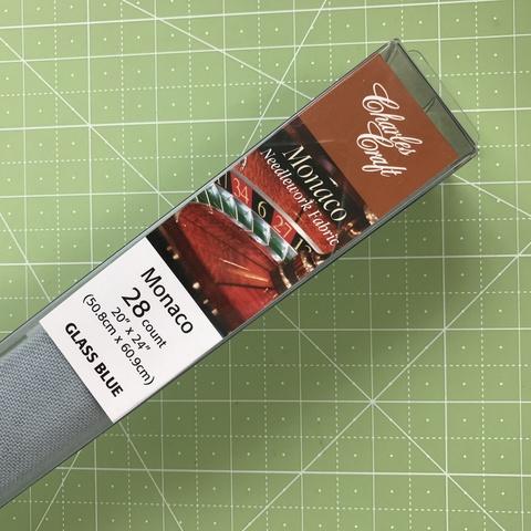 Канва DMS для вышивания (col. 3438), 100% хлопок