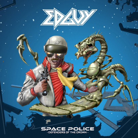 Edguy / Space Police - Defenders Of The Crown (RU)(CD)