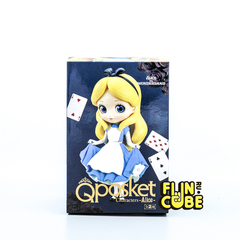 Фигурка Alice in Wonderland 14см (Q Posket, Алиса)