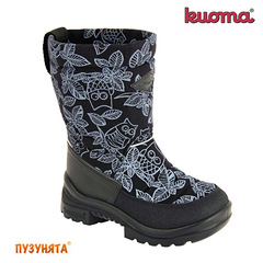 Сапоги Kuoma PUTKIVARSI 1203-0362 black owl