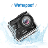Eken H9 black waterproof